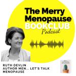 Ruth Devlin Men Let's Talk Menopause